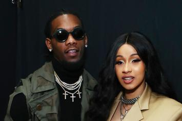 Cardi B & Offset Reportedly Decked Out Kulture's Nursery In Designer