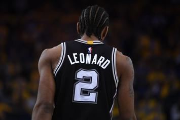 Toronto Raptors Current Favorites To Land Kawhi Leonard