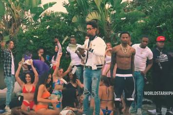 """PnB Rock Throws A Wild Pool Party In New Video For """"London"""""""