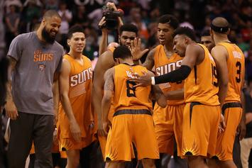 Suns' Devin Booker & Tyler Ulis Provoked In Elevator Beatdown: Watch