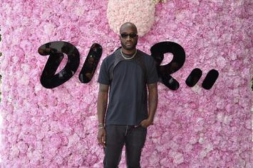 Virgil Abloh Is Making German Techno Music
