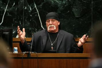 Hulk Hogan Reinstated In WWE Hall Of Fame After N-Word Scandal