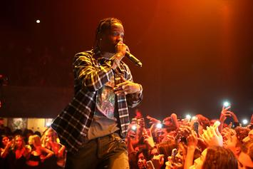 """Travis Scott Teases """"Astroworld"""" Further: """"Worry Not"""""""