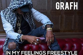 "Grafh Flips Drake's ""In My Feelings"" For His New Freestyle"