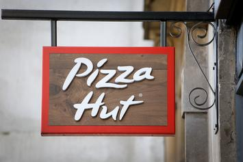 """Pizza Hut Creates """"Pie Top"""" Sneakers That Order Food When You Pump The Tongue"""