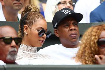 "Beyonce & Jay-Z ""On The Run II Tour"" Footage Has Fans Convinced She's Pregnant"