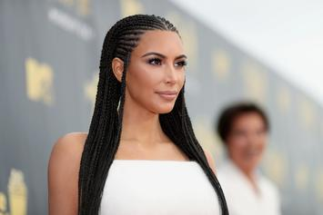 Kim Kardashian Accused Of Stealing Logo For New Kimoji Fragrance