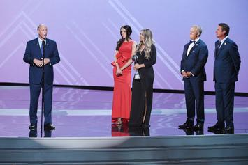 ESPYs 2018: Jim Kelly Delivers Emotional Acceptance Speech