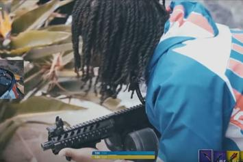 "03 Greedo Is On A Mission In ""Fortnite"" Music Video"