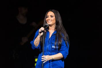Demi Lovato Reportedly In Hospital After Suffering Heroin Overdose