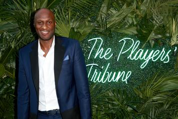 Lamar Odom Responds To Reports That He Was Involved In Shooting In NYC