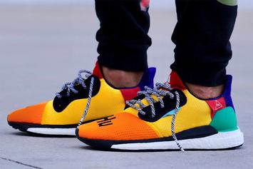 Pharrell x Adidas Ultra Boost Solar In The Works