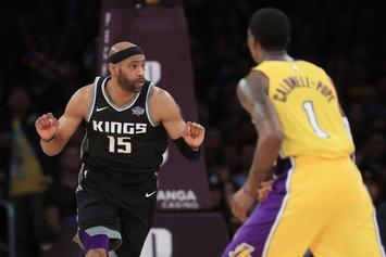 Vince Carter Signs With Atlanta Hawks For 21st NBA Season