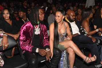 Cardi B & Offset Show Off Their Brand New Lamborghinis