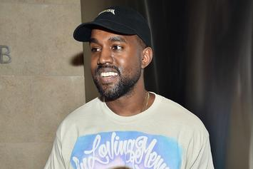 Kanye West's Father Diagnosed With Cancer