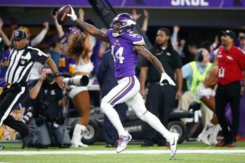 Vikings, Stefon Diggs Agree To 5-Year Contract Extension