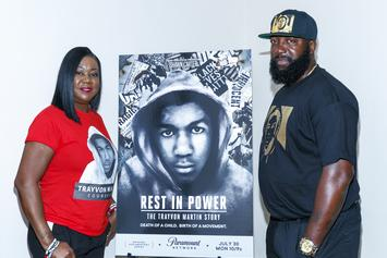 """Trayvon Martin's Parents Explain Why They Chose Jay-Z For """"Rest In Power"""" Doc"""