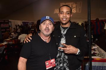G Herbo Victimized By His Son's Vomit