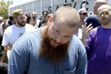 Action Bronson Shows Off Tattoo Collection With Intimate Full-Body Tour
