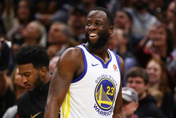"Draymond Green On Tristan Thompson Fight Rumors: ""Inaccurate"""
