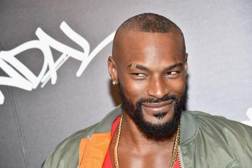 Tyson Beckford Continues Kim Kardashian Feud By Insisting He's Not Gay
