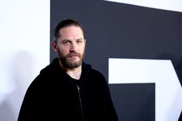 """Tom Hardy Undergoes Amazing Transformation For Role As Al Capone For """"Fonzo"""""""