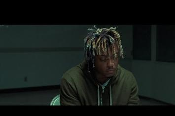 "Juice WRLD Is Haunted By Addiction In The ""Lean With Me"" Video"