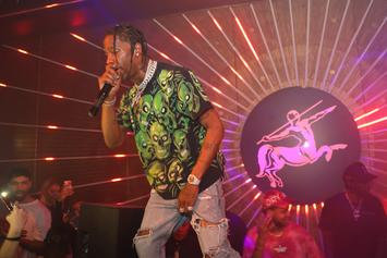 "Travis Scott ""Astroworld"" First Week Projections Are In"