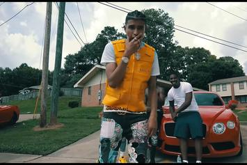 """Kap G Mobs Out In Colorful """"Want My M's"""" Music Video"""