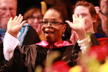 Oprah Dances To Young Thug: Video