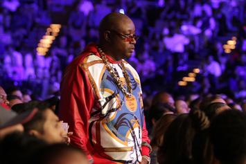 """E-40 Might Bring Back Healthier Version Of His """"40 Water"""" Beverage"""