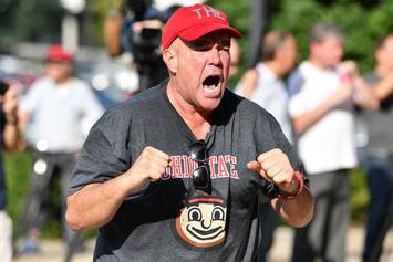 Ohio State Fans Hold Cringeworthy Rally For Urban Meyer