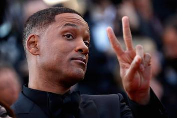 """Will Smith Braves Dark & Cavernous Territory In The Name Of """"Art"""""""