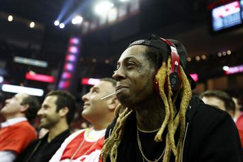 Lil Wayne's YM Sports Agency Suing NBA's Frank Mason Over Cash & Diamond Chain