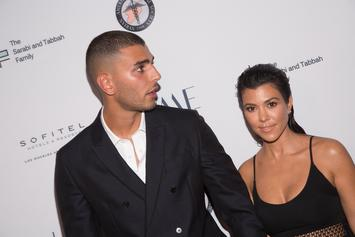 Kourtney Kardashian's Ex Slams Rumours Of Moving On With Tyga's Ex