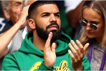 Drake Makes History As First Artist To Surpass 50 Billion Streams