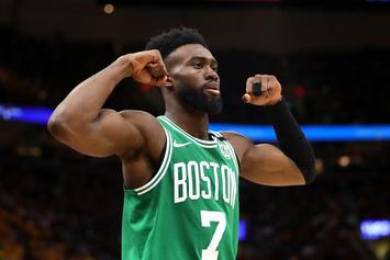 "Jaylen Brown: ""No Question"" Boston Celtics Will Be In NBA Finals"