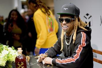 Lil Wayne Spotted Shooting A New Music Video