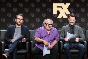 """It's Always Sunny"" Stars Rob McElhenney & Charlie Day Are Making A Series For Apple"