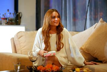 "Lindsay Lohan Apologizes For Saying Women In The #MeToo Movement ""Look Weak"""