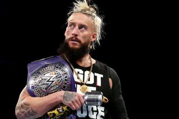 Former WWE Star Enzo Amore Says He'll Never Wrestling Again