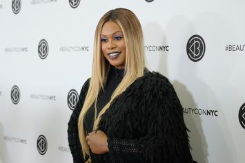 "Laverne Cox Pens Open Letter On ""Contemplating Suicide"" & Fear Of Being ""Misgendered"""