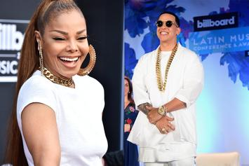 """Janet Jackson Confirms Daddy Yankee Collaboration: """"From My Lips..."""""""