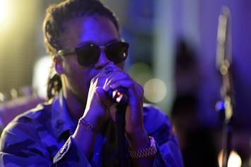 "Lupe Fiasco Drops Cryptic Update On ""Drogas Wave"" Album"