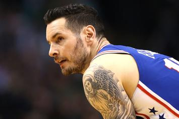 JJ Redick Tells Story Of Finding Caged Woman In Back Of NYC Taxi