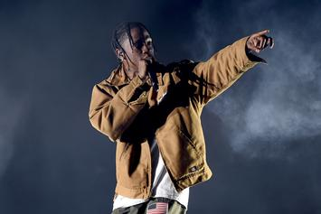"Travis Scott Shares ""Astroworld"" Tour Dates With Trippie Redd, Gunna & More"