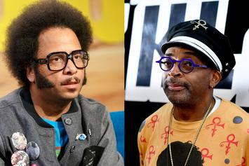 "Spike Lee Slammed By Boots Riley: ""Blackkklansman"" Is ""Fabricated"""