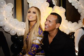 Jennifer Lopez & Alex Rodriguez VMAs After-Party PDA: Grinding & Turning Up
