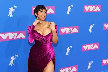 "Cardi B Hopeful That Unreleased Song From VMA Afterparty ""Comes Out Soon"""