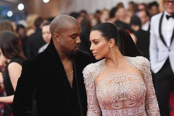 "Kanye West & Kim Kardashian Have ""One Embryo Left"": Next Baby Will Be A Boy"